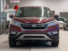 2015 Honda CR-V EX-L  AWD AWD! LEATHER! CAMERA! HEATED SEATS! BLUETOOTH! MAGS! SUNROOF! ONE OWNER! SUPER PRICE!