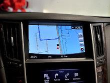 2015 Infiniti Q50 *****SPORT TECH GPS, 360 DEGREE CAMERA, BSM, LDA, RADAR CRUISE CONTROL