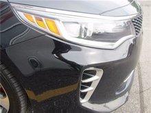 Kia Optima SXL Turbo 2016