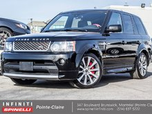2013 Land Rover Range Rover Sport SC Autobiography Sport