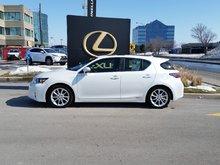 2013 Lexus CT 200h TOURING PKG