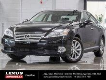 2011 Lexus ES 350 TOURING; CUIR TOIT 268HP