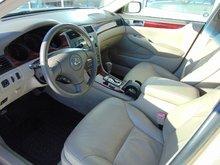 2004 Lexus ES ES 330 CUIR TOIT 8 PNEUS LEATHER ROOF 8 TIRES