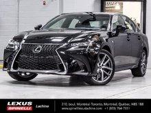 2018 Lexus GS 350 F SPORT II; AUDIO TOIT GPS