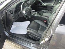 2013 Lexus IS 250 PREMIUM