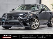 2014 Lexus IS 350 EXECUTIF AWD; AUDIO TOIT GPS