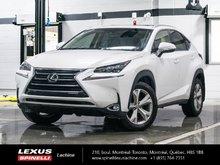 2015 Lexus NX 200t GRP EXECUTIF; TOIT LSS+ GPS