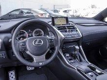 2017 Lexus NX 200t F-SPORT SERIES 2, NAVIGATION, AWD SPECIAL DEMO RABAIS $12000