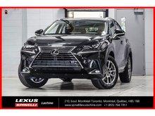 2019 Lexus NX 300 LUXE AWD; CUIR TOIT GPS CARPLAY ANGLES MORTS LSS+