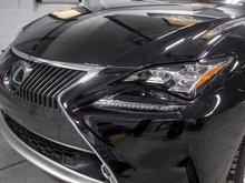 2015 Lexus RC 350 EXECUTIF AWD; AUDIO TOIT GPS $21,942 D'ÉCONOMIE DU PDSF - AUDIO MARK LEVINSON