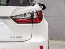 Lexus RX 350 GRP LUXE AWD; CUIR LSS+ GPS 2017 $7,803 DE RABAIS DÉMO DU PDSF