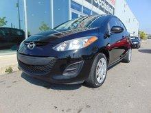 2011 Mazda Mazda2 GX AC CRUISE MANUAL
