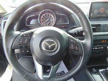 2014 Mazda Mazda3 Sport GT-SKY AUTO CUIR LEATHER ROOF 8 TIRES