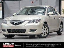 2007 Mazda Mazda3 GS; GRP ELECT