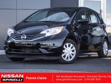 2015 Nissan Versa Note SV BACKUP CAMERA / VERY LOW KM