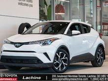 2018 Toyota C-HR XLE IMPECCABLE! REMOTE STARTER! HEATED SEATS! BLUETOOTH! MAGS! CAMERA! LOW MILEAGE! SUPER PRICE!
