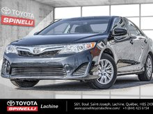 2014 Toyota Camry LE CAMÉRA BLUETOOTH 40 350KMS!!