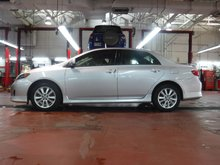 Toyota Corolla Sport 2010
