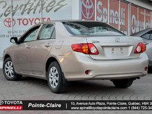 2010 Toyota Corolla C PKG CAR STARTER