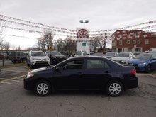 Toyota Corolla B PACKAGE VEHICULE CERTIFIE TOYOTA 2012