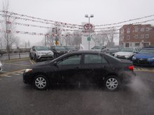 Toyota Corolla CE  B PACKAGE SEULEMENT 8867 KM CERTIFIE TOYOTA 2012
