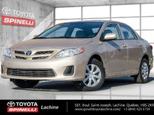 2013 Toyota Corolla SIÈGES CHAUFFANTS!!