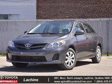 2013 Toyota Corolla CE AIR CRUISE BLUETOOTH ET ++