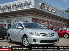 2013 Toyota Corolla C PKG