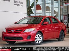 2013 Toyota Corolla CE VERY CLEAN! HEATED SEATS! BLUETOOTH! SUNROOF! ONE OWNER! AIR CONDITIONED!