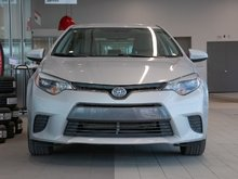 2016 Toyota Corolla LE IMPECCABLE! AIR CONDITIONED! HEATED SEATS! BLUETOOTH! BACK UP CAMERA! SUPER PRICE! HURRY!
