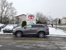 Toyota Highlander hybrid XLE 2015