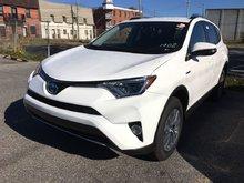 Toyota RAV-4 Hybride LE+ 2017