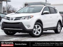 Toyota RAV4 XLE AWD 2014