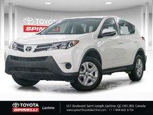 Toyota RAV4 LE UN SEUL PROPRIO 2014