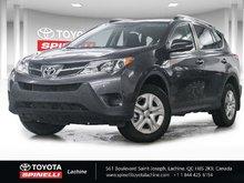 2015 Toyota RAV4 TRACTION AVANT CERTIFIE