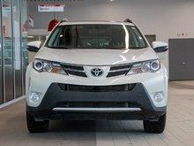 2015 Toyota RAV4 XLE - AWD AWD! GPS! SIÈGES CHAUFFANT! BLUETOOTH! MAGS! TOIT OUVRANT! CAMÉRA! RETOUR DE LOCATION! FAITES VITE!