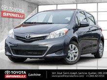 2013 Toyota Yaris HATCHBACK 5 PTES LE 4A