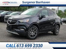 Buick Encore Sport Touring  - Sunroof - Sport Touring - $211 B/W 2019