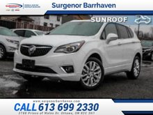 2019 Buick ENVISION Premium II  - Sunroof - $333 B/W