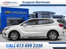 2019 Buick ENVISION Premium II  - Sunroof - $316.49 B/W