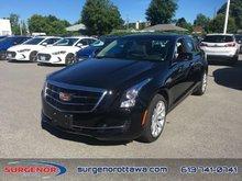 Cadillac ATS 2.0 Turbo  - $315.16 B/W 2018