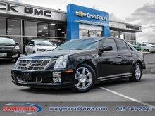 2009 Cadillac STS Sedan V6  - $101.06 B/W