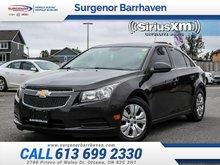 2014 Chevrolet Cruze 1LT  - Bluetooth -  OnStar - $87.45 B/W