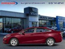 2018 Chevrolet Cruze LT  - $171.33 B/W