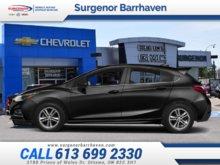 Chevrolet Cruze LT  - $135.49 B/W 2018