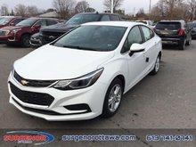 2018 Chevrolet Cruze LT  - $148.80 B/W