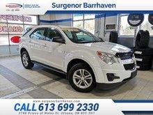 2015 Chevrolet Equinox LS  - Bluetooth -  SiriusXM - $90.38 B/W