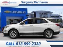 Chevrolet Equinox LS  - Bluetooth -  Heated Seats - $203.36 B/W 2018
