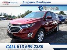 Chevrolet Equinox LT  - Bluetooth -  Heated Seats - $186.18 B/W 2019