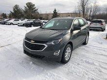 Chevrolet Equinox LS  - Bluetooth -  Heated Seats - $178.01 B/W 2019